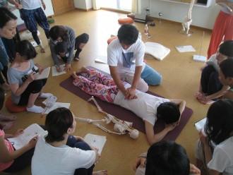 解剖学講座(野見山文宏)