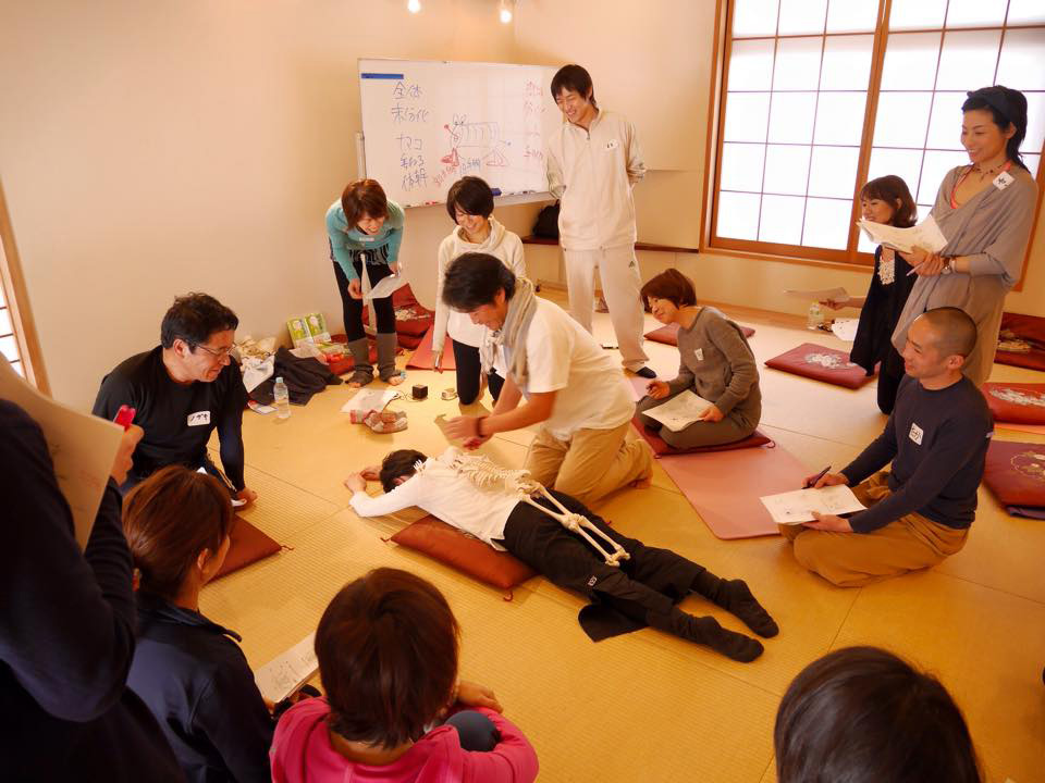解剖学セミナー(野見山文宏)