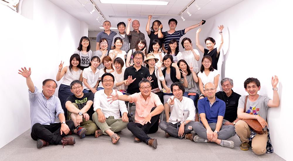 小原孝Photoワークショップ2015年グループ展